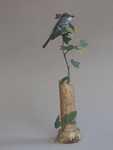 Miniature Yellow Rumped Warbler SOLD