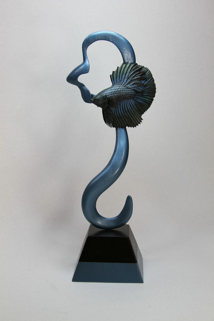 Betta and Stylized Partner